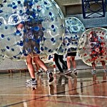BUbble Football in Warsaw